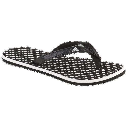 d1a0ea6ce9fa01 adidas Eezay Dots - Women s - Casual - Shoes - Black White