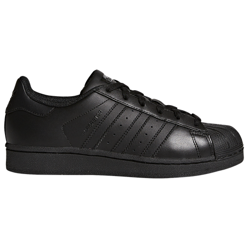 low priced 7f358 66cd3 adidas Originals Superstar - Boys  Grade School - Casual - Shoes -  Black Black Black