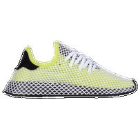 b60285ea4d15f adidas Originals Deerupt Runner - Men s - Casual - Shoes - White ...