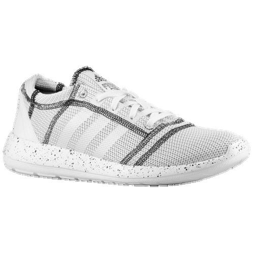wholesale dealer a71a4 dd11b adidas Element Refine - Men s - Casual - Shoes - White Clear Grey Black