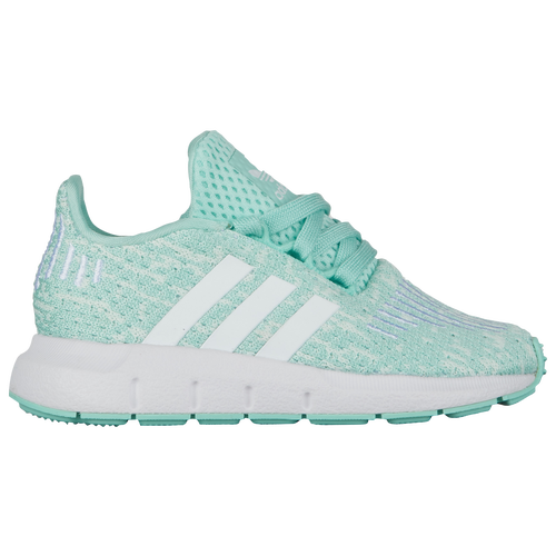 f8615dfa7acab adidas Originals Swift Run - Boys  Toddler - Casual - Shoes - Aero Green White Clear  Mint