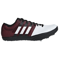 adidas adiZero LJ - Men's - White / Black