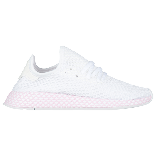 49e295863 adidas Originals Deerupt Runner - Women s - Casual - Shoes - Soar Red  Bluebird