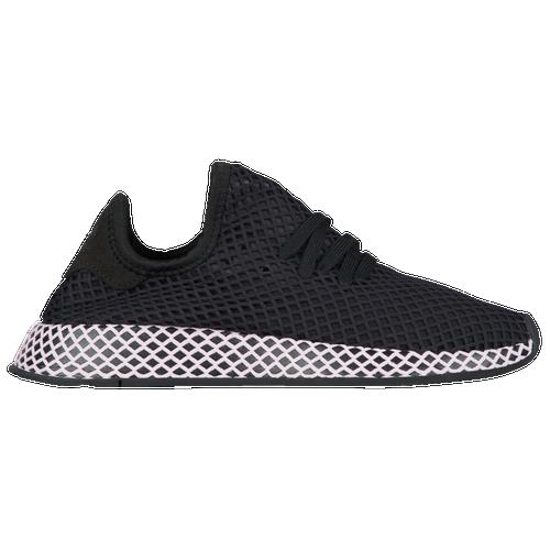 b7faa321e4dcc adidas Originals Deerupt Runner - Women s - Casual - Shoes - Black Black  Clear Lilac