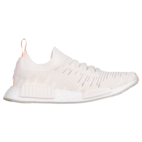 d840432110de8 adidas Originals NMD R1 STLT Primeknit - Women s - Casual - Shoes - Cloud  White Cloud White Clear Orange