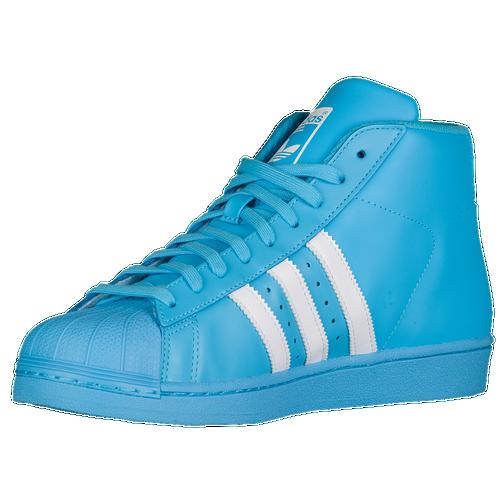 adidas Originals Pro Model - Men\u0027s - Basketball - Shoes - Bright Cyan/White/Bright  Cyan