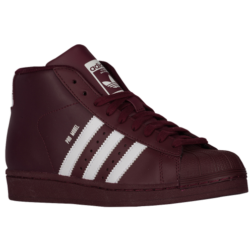fd1f448950aa adidas Originals Pro Model - Boys  Grade School - Casual - Shoes ...