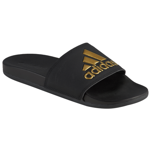 e8ebc83e526 adidas Adilette CF Plus - Women s - Casual - Shoes - Black Gold Met
