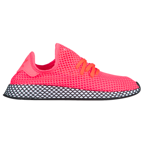 f8b9230e284 adidas Originals Deerupt Runner - Men s - Casual - Shoes - Black Black White