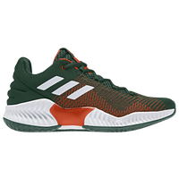 adidas Pro Bounce Low 2018 - Men's - Green / Orange