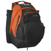 DeMarini Voodoo OG Backpack - Black / Orange