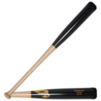 B45 B61 Pro Select Stock Wood Bat - Men's - Black / Tan