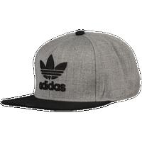 8da2bf3d504 adidas Originals Trefoil Chain Snapback - Men s - Grey   Black