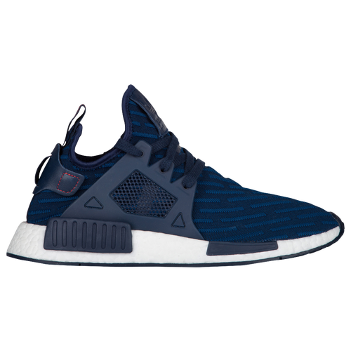 adidas Originals NMD XR1 Primeknit - Men\u0027s - Running - Shoes - Collegiate  Navy/Collegiate Navy/Red