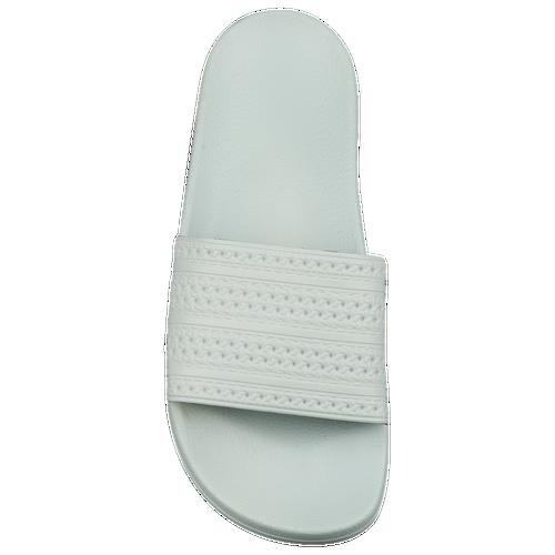 dc7f46977 adidas Originals Adilette - Men s - Casual - Shoes - Linen Green