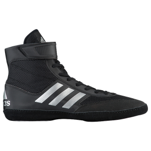 adidas Combat Speed 5 - Men's - Black/Silver/Black