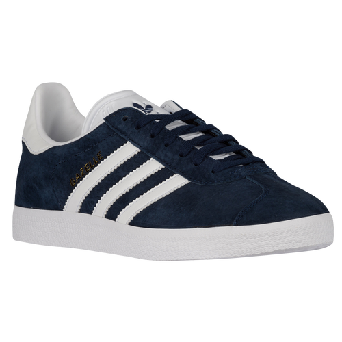 adidas Originals Gazelle - Women\u0027s - Training - Shoes - Collegiate  Navy/White/Gold Metallic