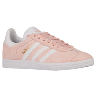 Dames Adidas Originals Wit Gazelle Roze qUEwUr