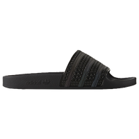 adidas Originals Adilette - Men s - Casual - Shoes - Black White Black cccd72c92