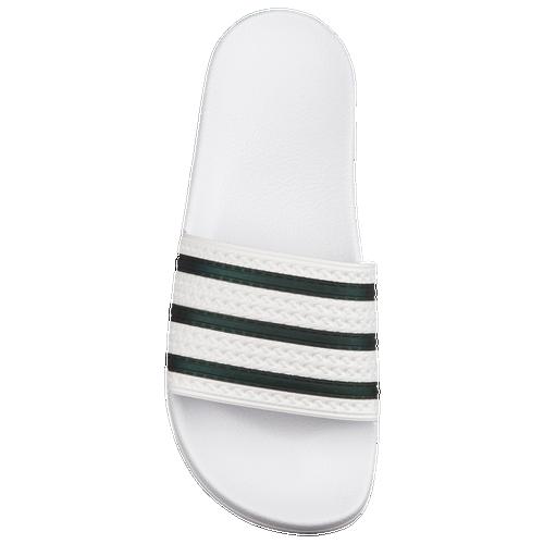 best loved 526fe 17fcf adidas Originals Adilette - Mens - Casual - Shoes - BlackWhi