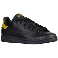 Stan Smith Black And Gold