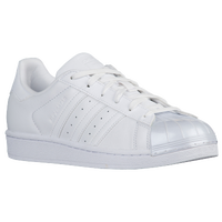Kids Unisex white & gold Cheap Adidas superstar Youth schuh