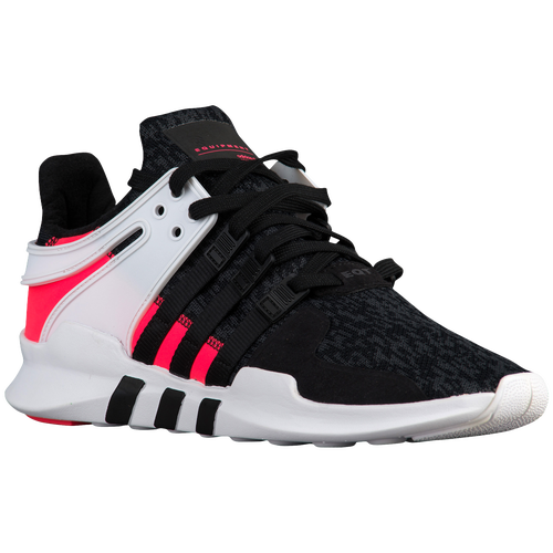 adidas Originals EQT Support ADV - Men's - Casual - Shoes - Black/Black /Turbo