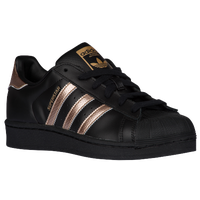 Superstar Up S81377 Core Black / White Polka Cheap Adidas Originals