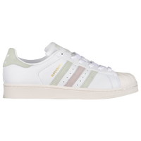 Kids White & Black Adidas Superstar Mesh Crib Trainers schuh