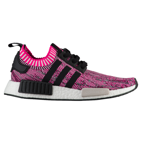 adidas Originals NMD R1 Primeknit - Women s - Casual - Shoes - Shock ... 1f9468b864