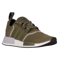 adidas Originals NMD R1 - D - Medium Casual Shoes - Sesame/Chalk Pearl/Black 77263HWI