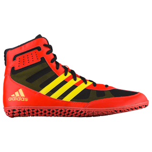 adidas Mat Wizard - Men's - Energy Red/Yellow/Black