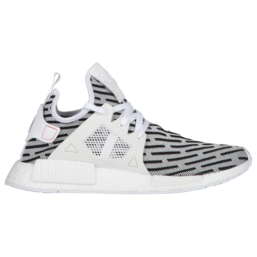adidas Originals NMD XR1 Primeknit - Men\u0027s - Running - Shoes - White/White/ Black