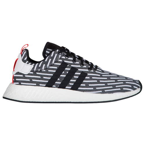 adidas Originals NMD R2 Primeknit - Men\u0027s - Black / White