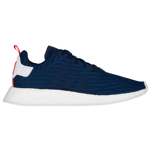 adidas Originals NMD R2 Primeknit - Men\u0027s - Navy / White