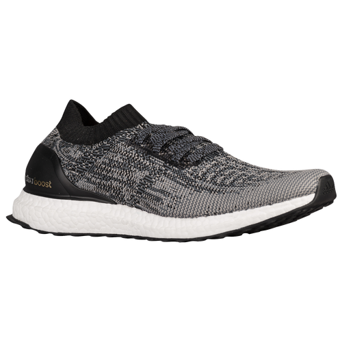 adidas Ultra Boost Uncaged - Men\u0027s - Running - Shoes - Black/Solid  Grey/Gold Metallic