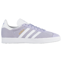new product c4ddb 9cd18 adidas Originals Gazelle - Womens - Light Blue  White