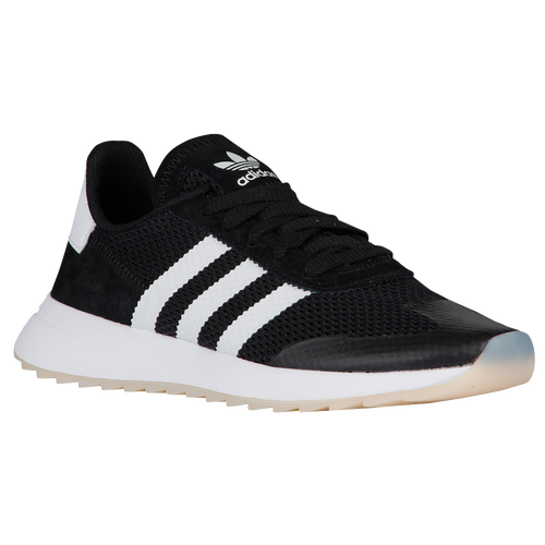 adidas Originals Flashback - Women's - Casual - Shoes - Black/White/Black