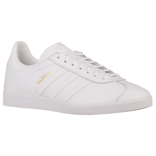 adidas originals gazelle mens casual shoes off white off white gold metallic
