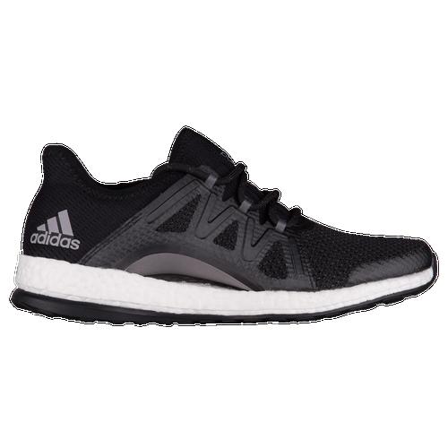 e7dd72b9c4371 adidas Pure Boost Xpose - Women s - Running - Shoes - Black Black Tech  Silver Metallic