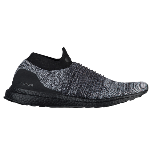 83164dd653f7 adidas Ultra Boost Laceless - Men s - Running - Shoes - Black Black White