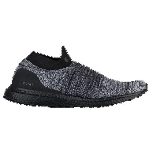 adidas Ultra Boost Laceless - Men\u0027s - Black / Black