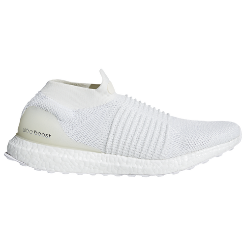 adidas Ultra Boost Laceless - Men s - Running - Shoes - Crystal White Pearl  Grey 304025198