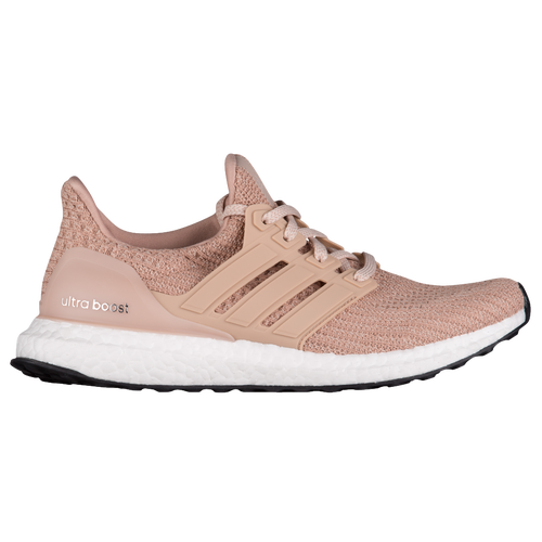 adidas Ultra Boost - Women's - Running - Shoes - Flash Pink/Semi Night Flash/Zero Metallic