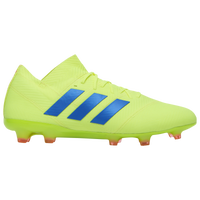 adidas Nemeziz 18.1 FG - Men's - Light Green