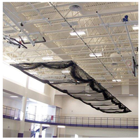 Jaypro Indoor Multi-Sport Tunnel Net