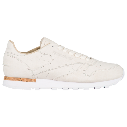 Reebok Classic Leather - Men s - Casual - Shoes - White Paper White White ae468c2ba