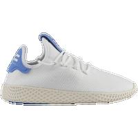 new products f3fea b735c adidas Originals PW Tennis HU - Boys Grade School - White