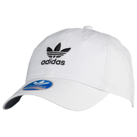 2f7d287194c adidas Originals Washed Relaxed Strapback - Men s - White   Black