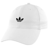 7bab5652672 adidas Originals Relaxed Modern Cap - Men s - White   Black